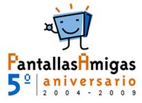 PantallasAmigas: Quinto aniversario: 2004-2009