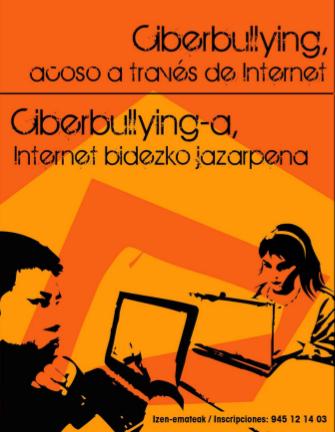 Jornada Ciberbullying en Gasteiz