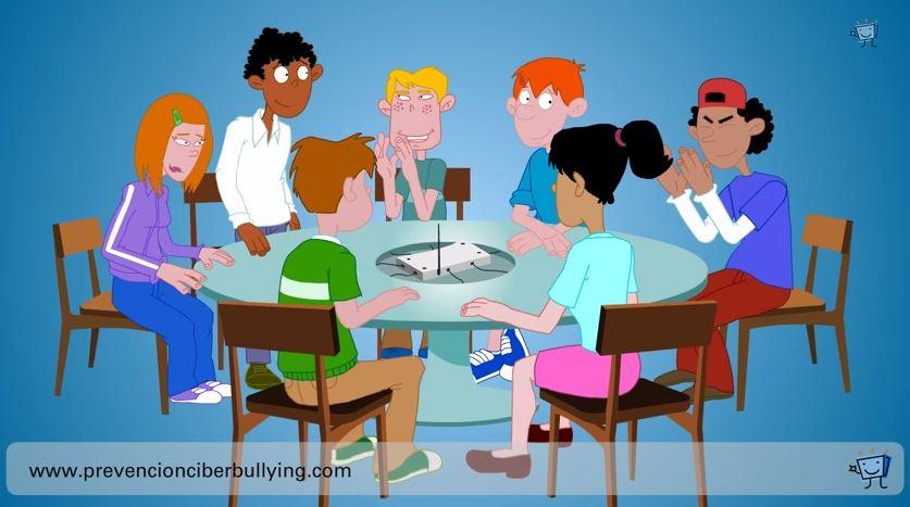 Decálogo por la ciberconvivencia positiva día escolar de la no violencia