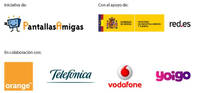 patrocinadores-smartPRIVIAL-app-celular-privacidad-datos-personales-ruleta-juego-pantallasamigas-uyoigo-orange-vodafone-telefonica