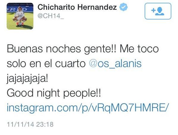 chicharito-mensaje-twitter-tuitidio-polémica-tuitidio