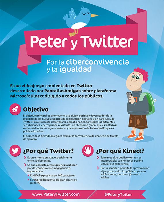 Cartel_Peter_y_twitter_PantallasAmigas