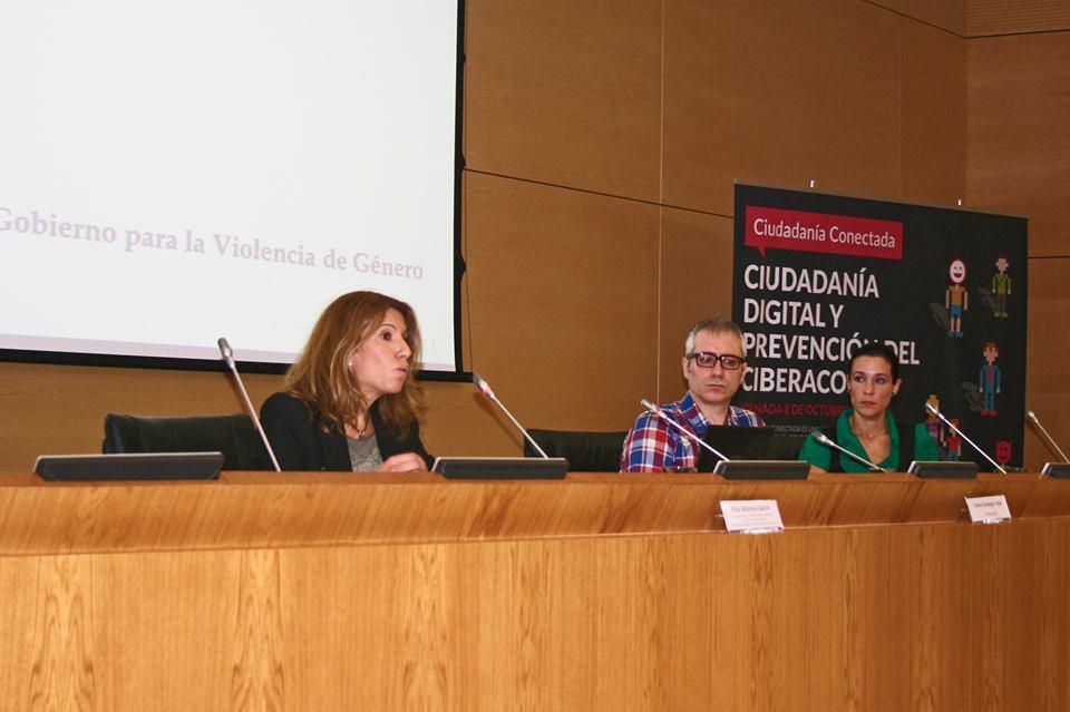 Ciudadanía-Conectada-Pilar-Moreno-Violencia-de-Género-Carlos-Gurpegui-Ofelia-Tejerina
