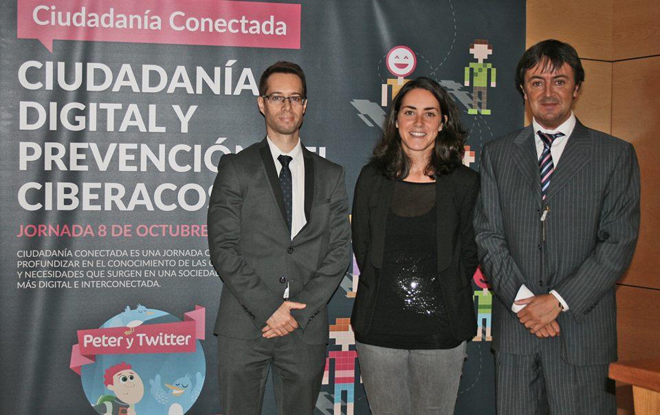 Ciudadanía- conectada- Rubén-Pérez-Economía-Digital- Patrcia- Cartes-Twitter- Jorge- Flores- PantallasAmigas