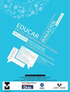 Cursos-Verano-UPV-Educar-en-los-tiempos-del-WhatsApp-privacidad-smartphone-PantallasAmigas