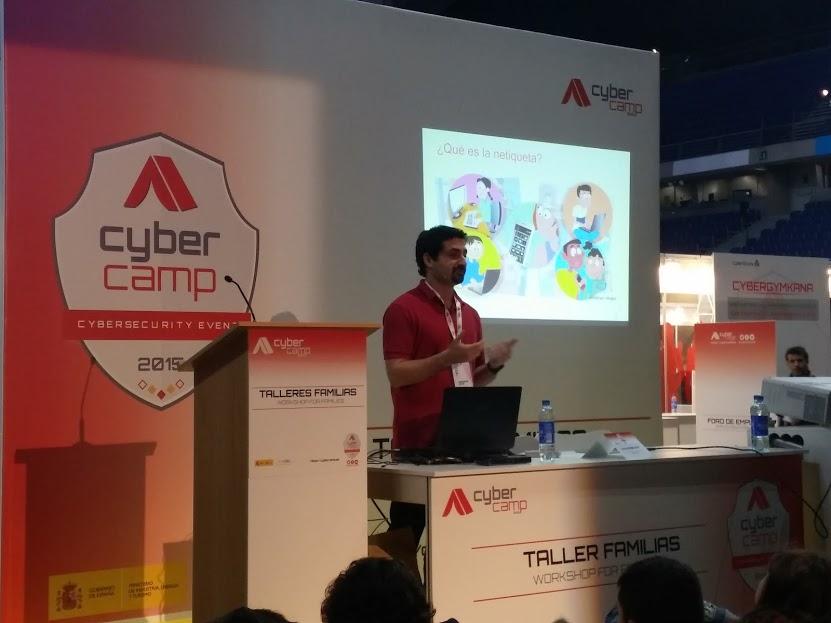 Netiqueta y prevención del ciberacoso - CyberCamp - INCIBE - PantallasAmigas