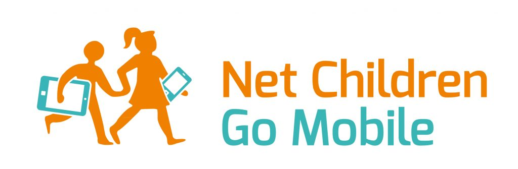 Logo Net Children Go Mobile