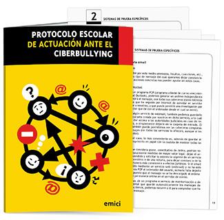 Primer protocolo oficial de actuación escolar ante el ciberbullying - PantallasAmigas - Gobierno Vasco - EMICI