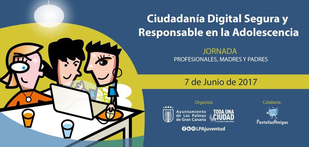 Cartel-Jornada-Las-Palmas-Ciudadania-Digital-PantallasAmigas
