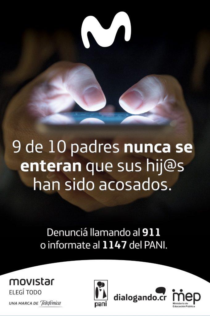Campaña_ElegíHablar_Movistar_PANI_MEP_Costa-Rica_Grooming_Ciberacoso